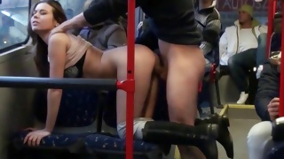 Drilled and fucked publicly